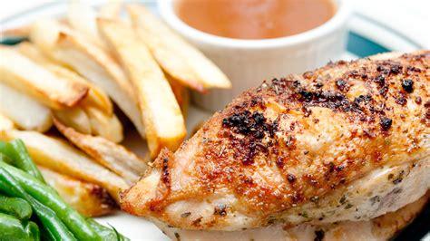 chicken breast how to get crispy skin chicken breasts today com
