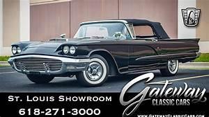 1960 Ford Thunderbird Gateway Classic Cars St  Louis  8102