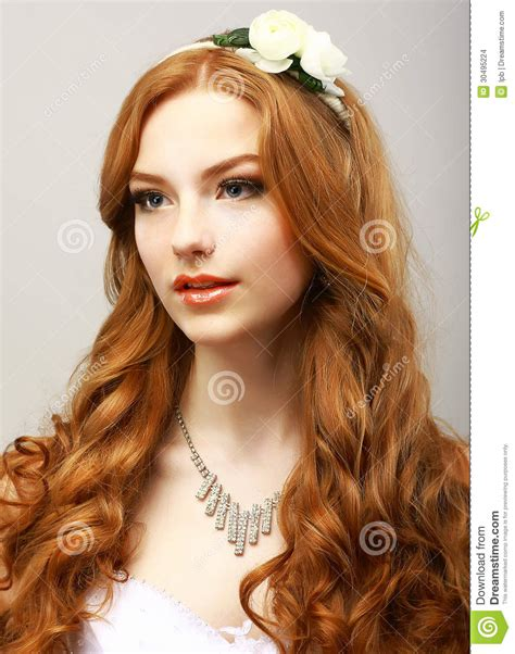 Golden Hair by Perfection Happy Golden Hair With Flower