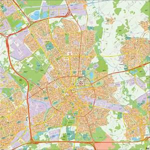 Digital City Map Eindhoven 396