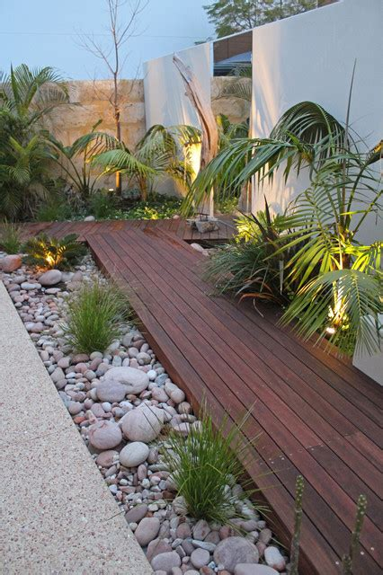 ascher smith landscape designs tropical landscape perth  solscapes