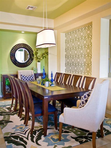 houzz wallpaper dining room gallery