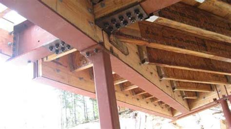 STRUCTURE steel to wood « home building in Vancouver