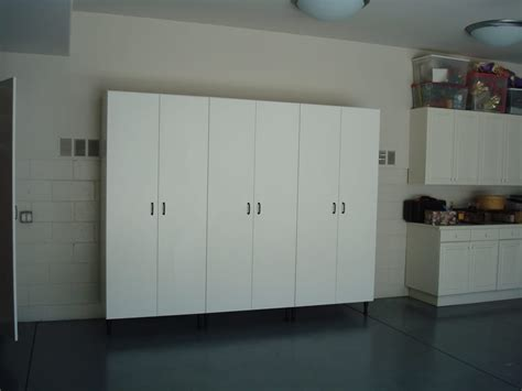 basic white melamine garage cabinets yelp