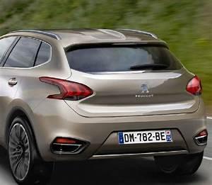 Modele Peugeot : nouveau mod le peugeot en pr paration le 6008 blog ~ Gottalentnigeria.com Avis de Voitures