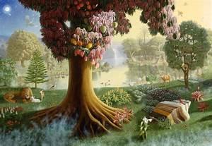 Where was the garden of eden christian worldview press for Garden of eden