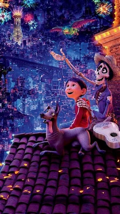 Coco Pixar Disney Films Cartoon Wallpapers Seen