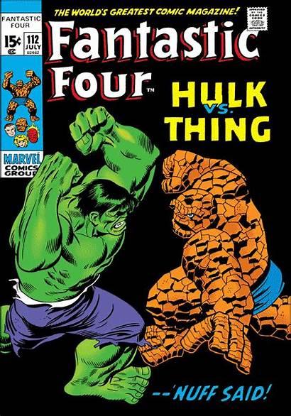 Marvel Legacy Fantastic Four Hulk Comics Covers