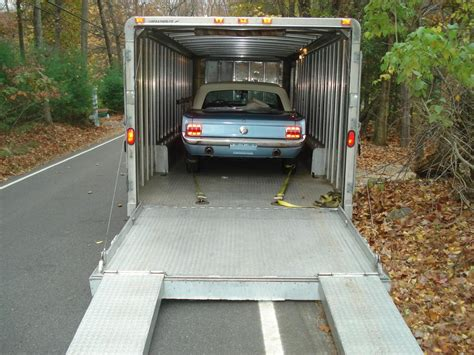Types Of Auto Transport Trailers Guide