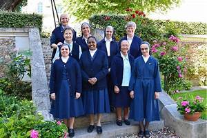 New leadership ... Daughters Of Charity