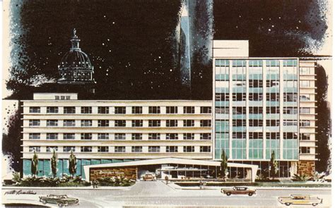 be amaze with this mid century modern hotels in the usa