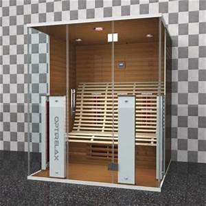 Sauna Kaufen 4 Personen : infrarotkabinen w rmekabinen von optirelax ~ Lizthompson.info Haus und Dekorationen