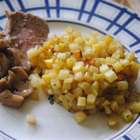 pommes de terre nouvelles avec sa pommade de beurre au