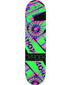 alien workshop dyrdek hexmark anaglyph 7 75 quot skateboard deck
