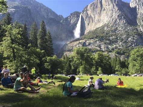 Human Waste Trash Overwhelm Some National Parks Shutdown