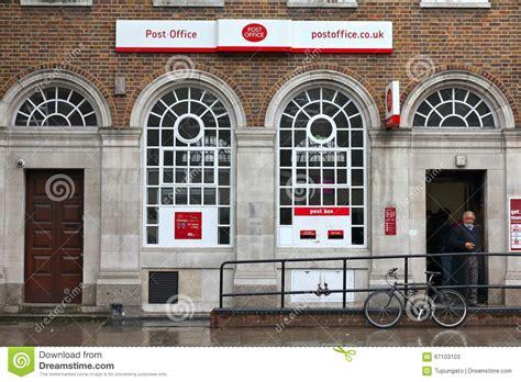 bureau de poste 7 bureau de poste à londres photo stock éditorial image