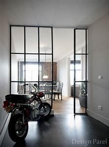 Interieur Style Industriel : r novation appartement loft bruxelles architecte int rieur cr ation sur mesure style ~ Melissatoandfro.com Idées de Décoration