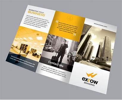 Fold Brochure Tri Creative Corporate Flora Brochures
