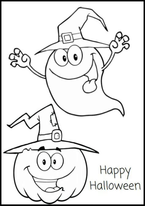 printable halloween coloring pages  activity