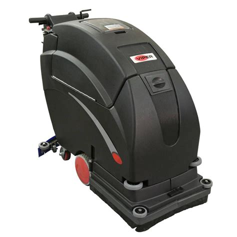large floor scrubber dryers
