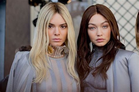 Balmain Couture That We Can All Afford | Kendall jenner ...