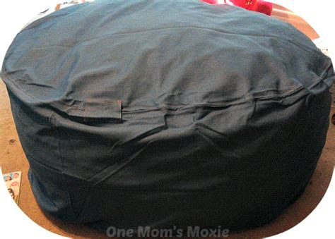 one s moxie large royal sack review the bean bag