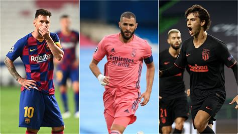 LaLiga 2020-21: Are Real Madrid, Barcelona and Atletico ...
