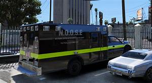 U0026quot Noose U0026quot  Tactical Response Unit Skin For Ford F350  Bomb Squad  Counter Terrorism