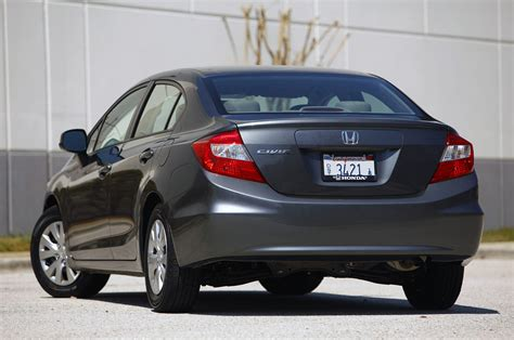 honda civic recalled   potential fuel leak