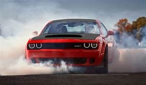 Enter to Win a 2018 Dodge Challenger SRT Demon