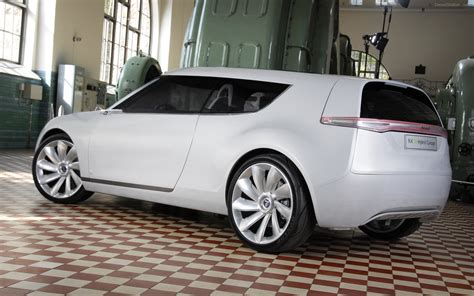 Saab 9 X Biohybrid Concept Widescreen Exotic Car