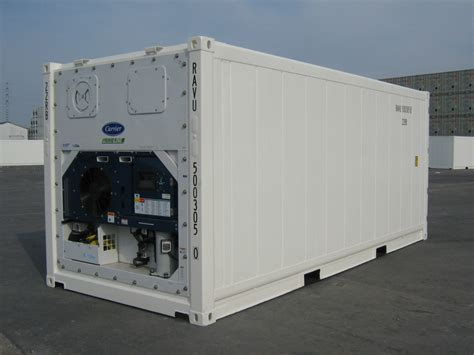 ft refrigerated containers moon refrigeration
