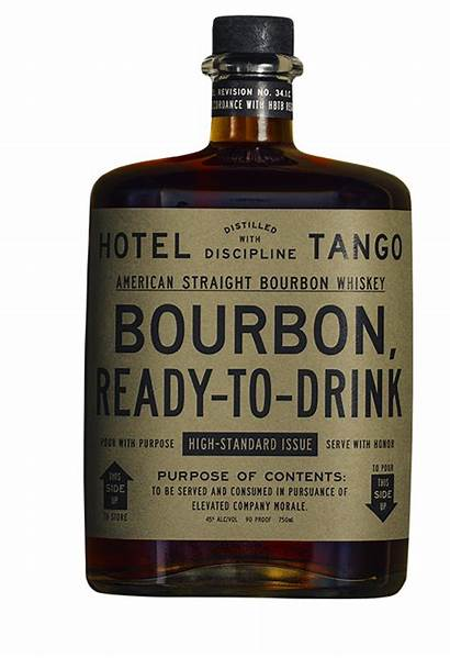 Bourbon Tango Whiskey American Straight Distillery Bottle