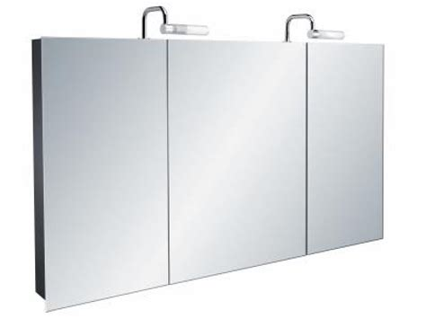 Armoire Pour Toilette by Od 201 On Up Armoire De Toilette Porte Double Miroir L 120 X