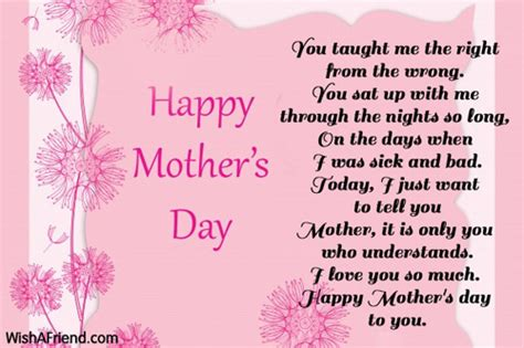 mothers day quotes and poems 30 happy mothers day poems from daughter son 2018 happy mother s day 2018 quotes wishes