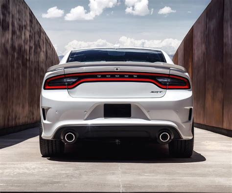 Dodge 2019 : 2019 Dodge Charger Could Get Italian Basis And New Powertrains