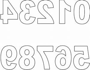 7 best images of printable block letters and numbers With block letters and numbers