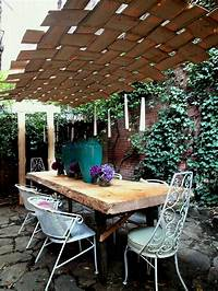 deck shade ideas Diy Shade Ideas For Your Deck Or Patio Hgtvs Decorating ...