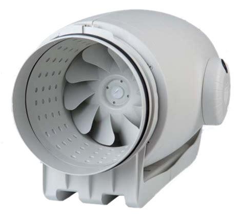 quiet inline duct fan inline extractor fans td silent acoustic inline mixed