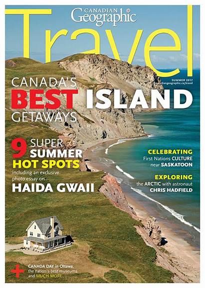 Canada Canadian Travel Geographic Island Getaways Vacation