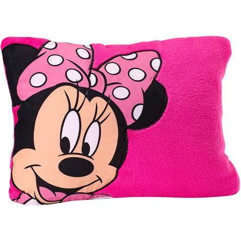 Babybee Kid Pillow Pink disney minnie mouse pink decorative pillow walmart