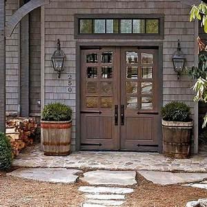 25, Wonderful, Farmhouse, Exterior, Front, Door, Ideas, U2013, Goodsgn