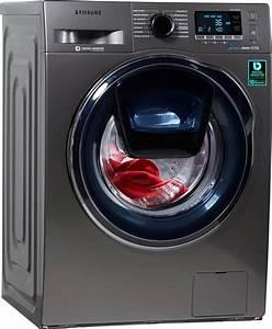 Waschmaschine 9 Kg : samsung waschmaschine ww80k6404qx eg a 9 kg 1400 u min online kaufen otto ~ Markanthonyermac.com Haus und Dekorationen