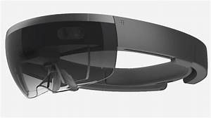 Microsoft HoloLens headset unveiled at Windows 10 event