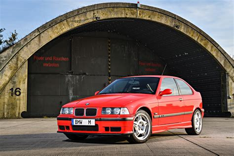 Bmw Actually Made An E36 M3 Compact Model