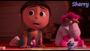 Despicable Me 2 - Agnes Memorable Moments - YouTube