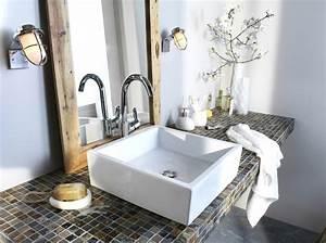 Moderniser Une Salle De Bain : comment relooker sa salle de bains sans se ruiner elle ~ Zukunftsfamilie.com Idées de Décoration