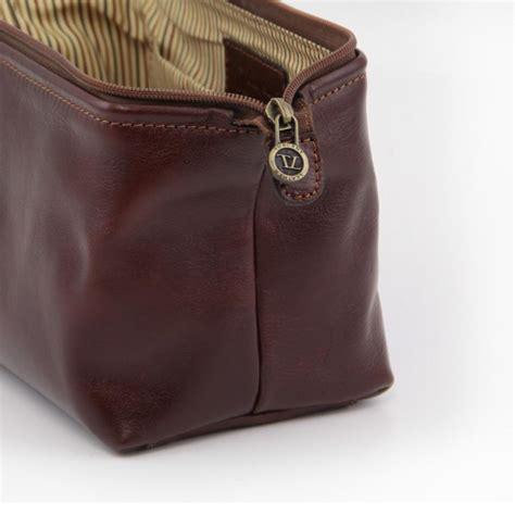 trousse de toilette cuir smarty tuscany leather