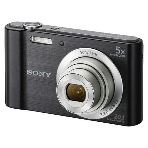 Sony W800b 20mp Digital Camera With 5x Optical Zoom Target