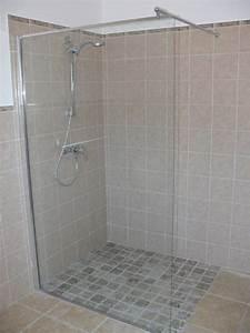 porte pour douche italienne de 1 m 18 messages With porte pour douche à l italienne